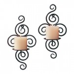 Decorate And Illuminate With Wall Sconce Candle Holder By Furniture Creations