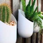 Wallter Aluminum Planters: Refreshes And Decorates