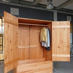 Wardrobe And Sauna In One: Clever Or Crazy Design Idea?