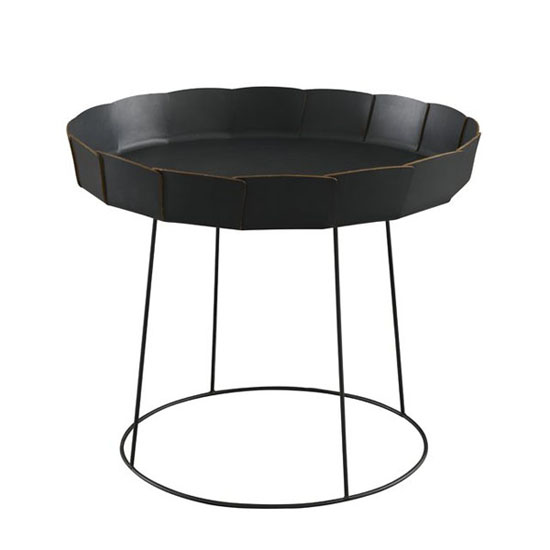 Water Lily Pedestal Table