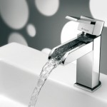 Waterfall Bathroom Faucet from Frisone (Bathroom Faucet Designs)