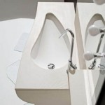 Wave Bathroom Vanity from RAB Aredobagno