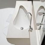 Wave Bathroom Vanity from RAB Aredobagno