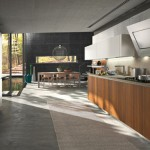 Way Project : Kitchen Interior Design by Snaidero