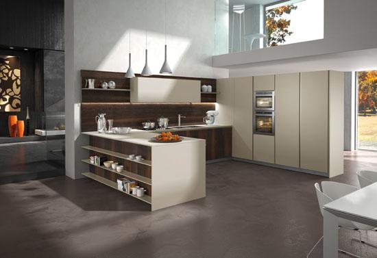 Way Project - Kitchen Interior Design by Snaidero