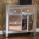 Wildon Home Hamilton 2 Drawer Cabinet Completes Your Elegant Home Organization Collection