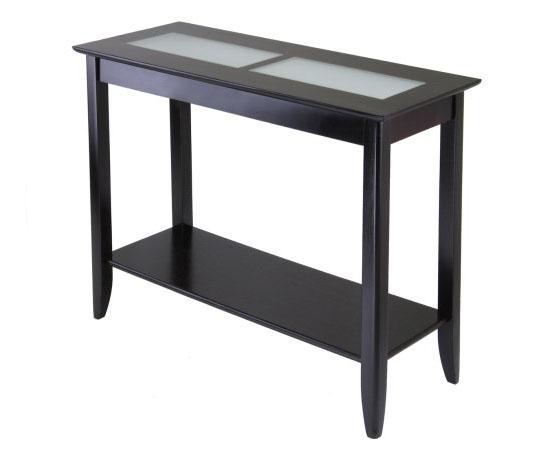 Winsome Wood Syrah Hall Table
