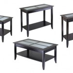 Create An Elegant Looking Hall At Home Or Office With The Winsome Wood Syrah Hall Table