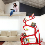 Wisdom Tree Bookshelf By Jordi Mila
