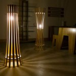 Illuminate And Decorate With The Wooden Floor Lamps