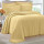 Soft and Luxurious Brylanehome Cotton Chenille Bedspread Complements Your Bedroom Decor