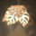 Monstera Leaf Pendant Lamp from Flame-s