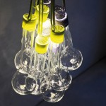 Wrapped Glass Lamp: Classic Design Meets Modern Approach