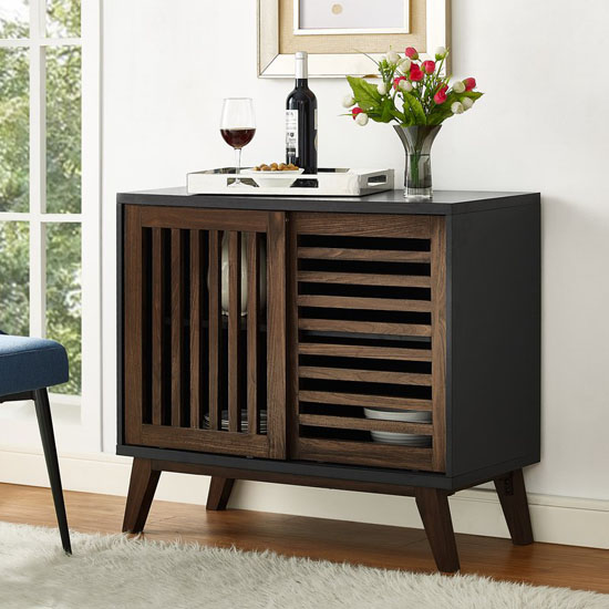 Wrought Studio Polla Accent Cabinet for Urban Bohemian Decor Style
