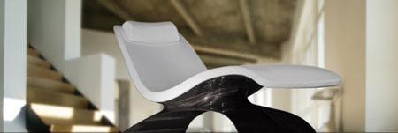 X1 Carbon Fiber Lounge Chair