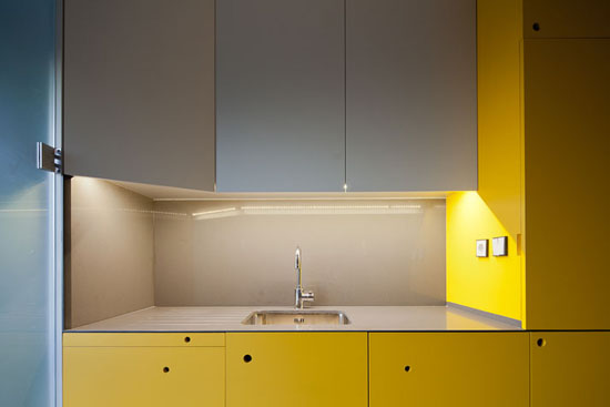 Yellow Renovation