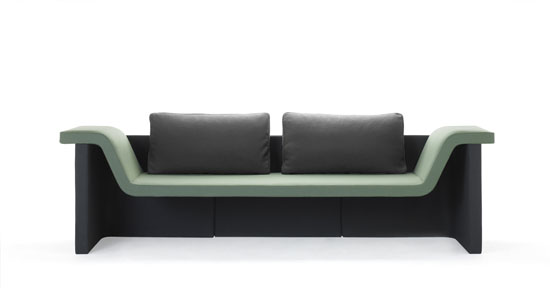 ZAS Seating System Collection