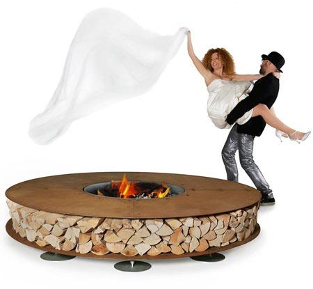 Zero Fireplace