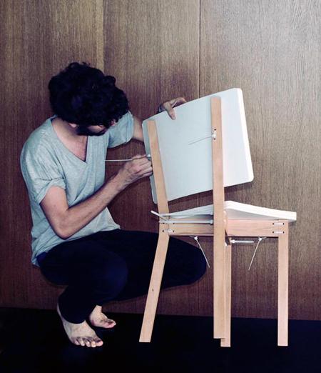 Zipit Chair