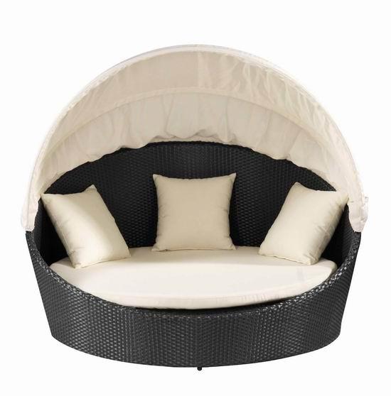 Zuo Queensland Canopy Bed