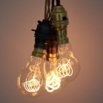 Make Use Of Your Old Light Bulb By Having The Elegant Quad Loop Carbon Filament Light Bulb