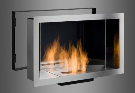 Ref;exp Fireplace